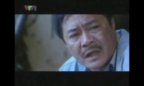 """Cố diễn viên Hồng Sơn diễn cảnh say xỉn trong """"Ma làng"""""""