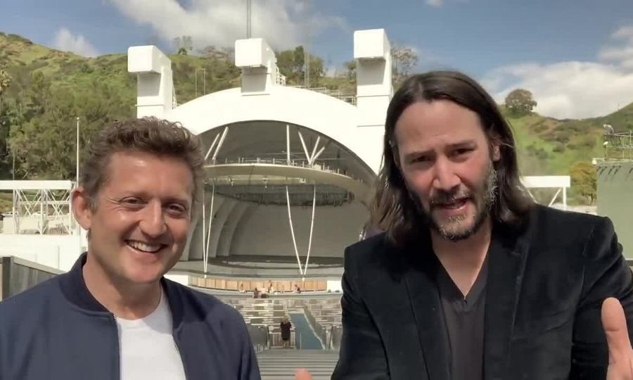Keanu Reeves - Bill and Ted Face the Music