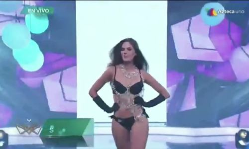 Nhan sắc tân Hoa hậu Hoàn vũ Mexico - ảnh 17