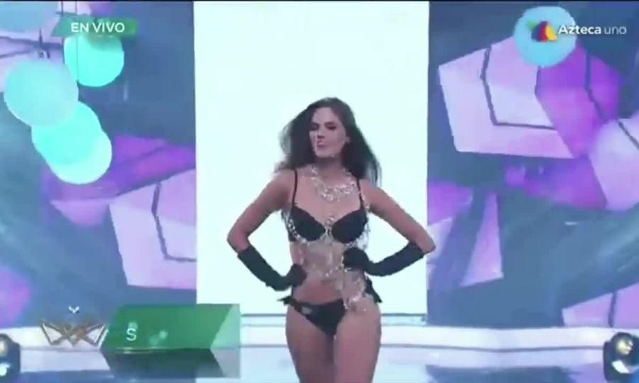 Phần thi của Hoa Hậu Hoàn vũ Mexico Sofía Aragón