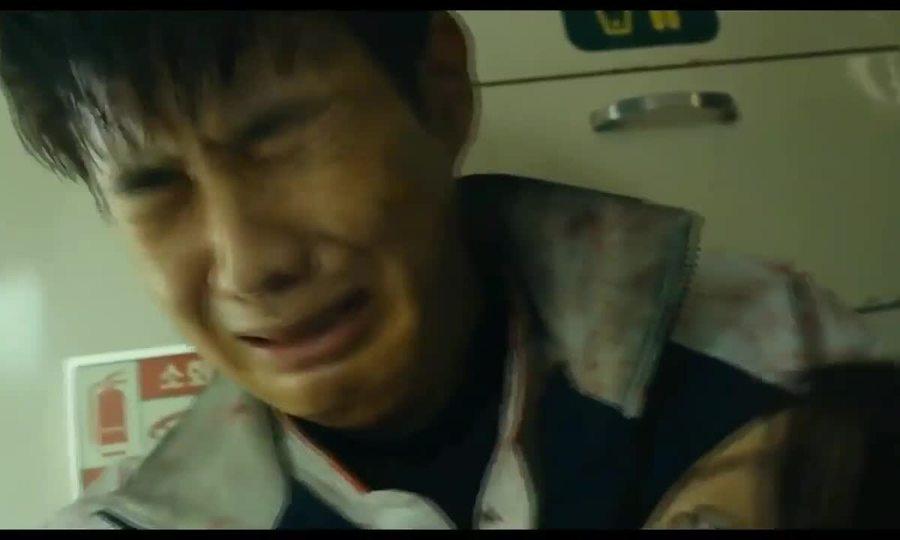 Choi Woo Sik trong 'Train to Busan'