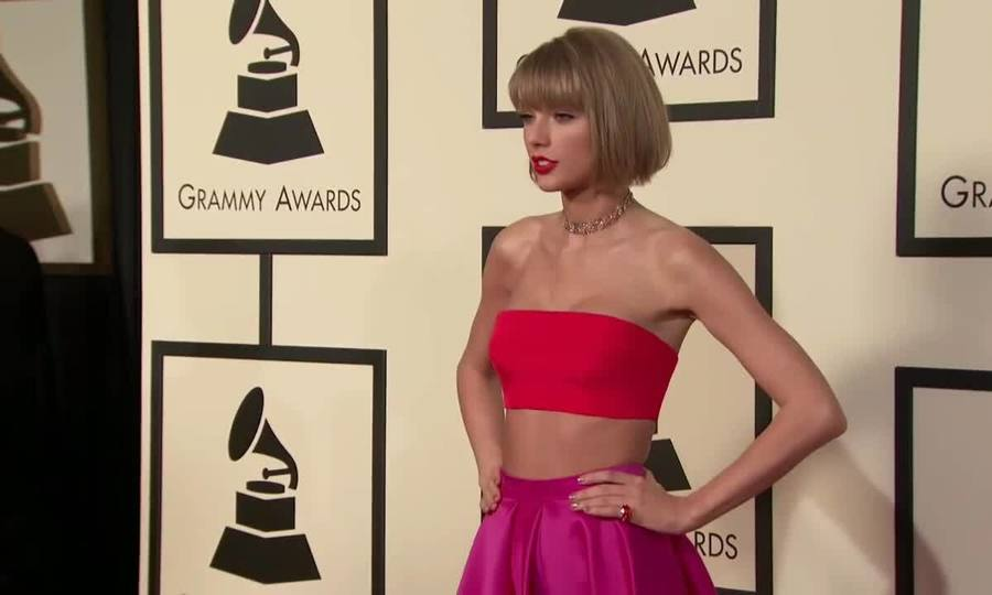 Taylor Swift ở Grammy 2016