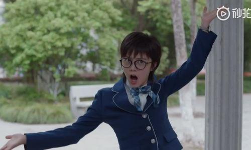 Mỹ nhân 17 tuổi gây sốt màn ảnh Trung Quốc 2019 - ảnh 3