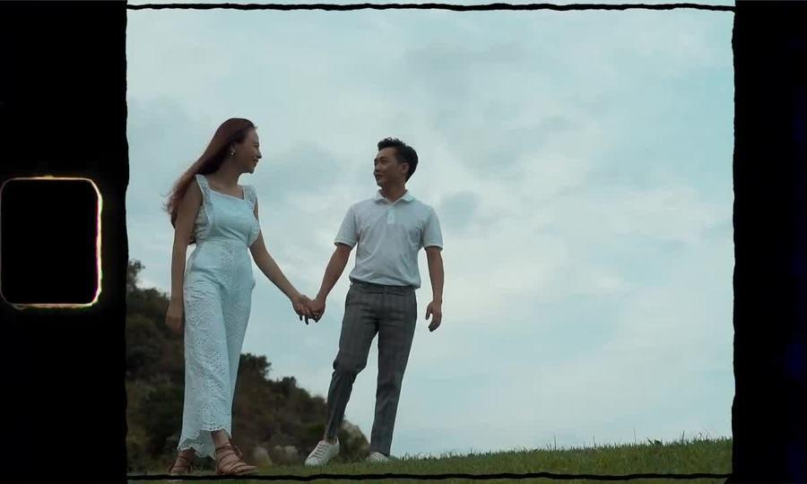 Khoảng khắc Cường Đôla bên vợ Thu Trang