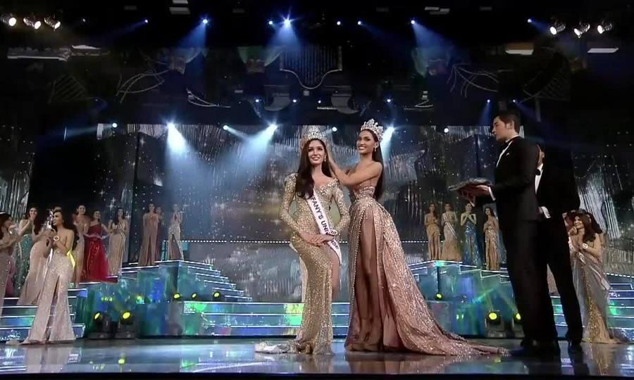 Dear Rita Princeton đăng quang Hoa hậu Chuyển giới Thái Lan