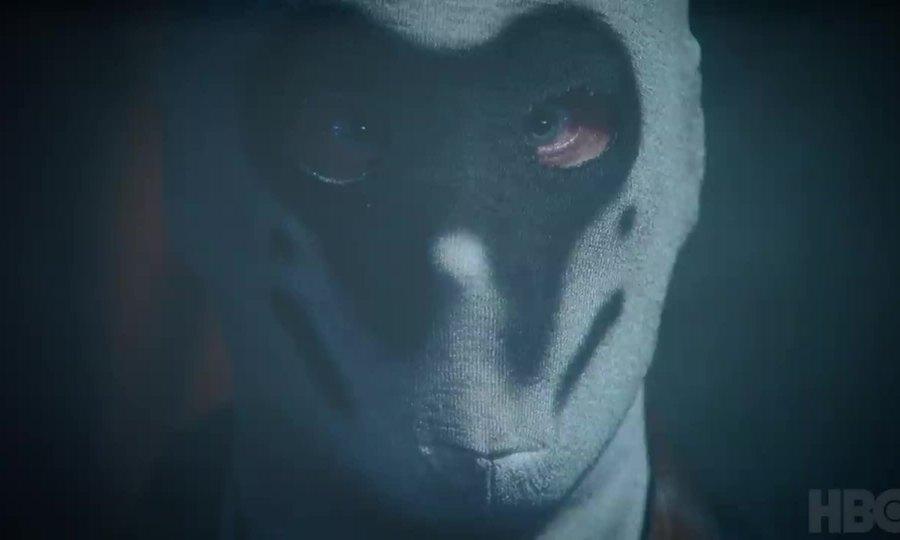Doctor Manhattan quay lại Trái đất trong Watchmen