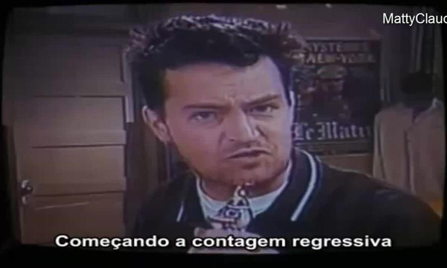 Matthew Perry trong Friends