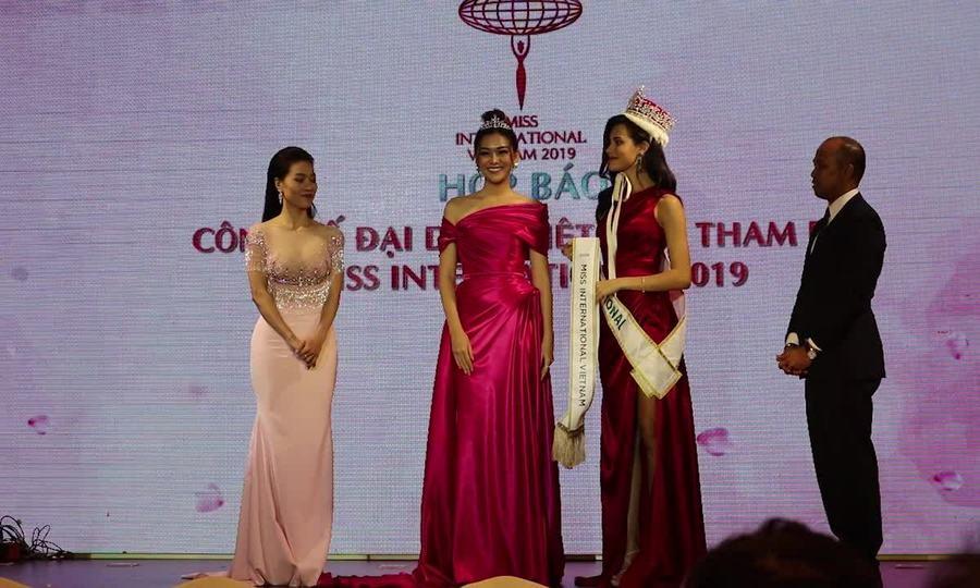 Miss International 2018 Mariem Velazco
