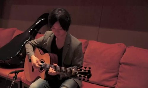 "Yuki Matsui đàn nhạc phim 'You're the apple of my eye"" (2015). Video: Youtube."