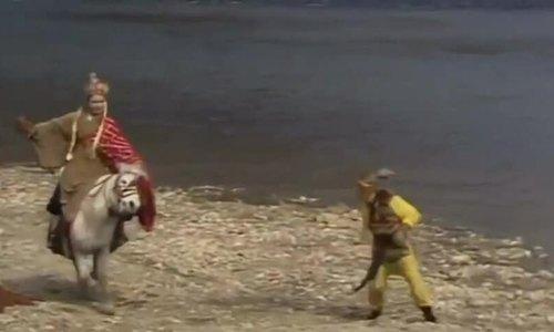 Đời phong ba của chú ngựa phim Tây du ký - ảnh 1