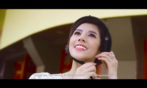 Yến Nhung vào Top 3 Hoa hậu Du lịch Thế giới - ảnh 2