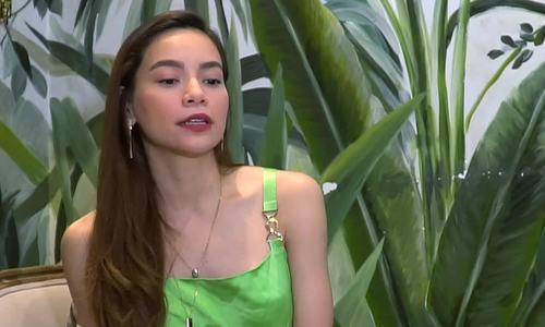 Hồ Ngọc Hà: 'Tôi không nghĩ chuyện cưới Kim Lý'