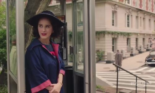 Trailer The Marvelous Mrs. Maisel (mùa ba)