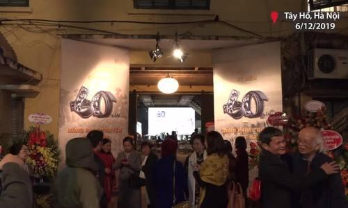 Nghệ sĩ khóc ở lễ kỷ niệm Hãng Phim truyện Việt Nam - ảnh 2
