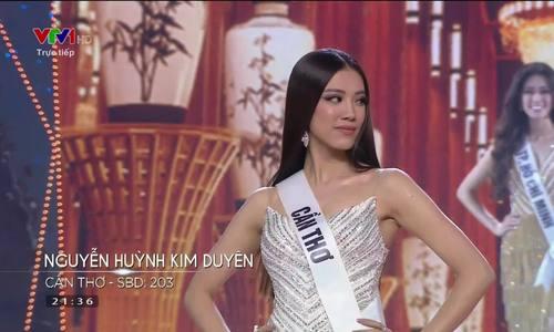 Váy dạ hội của top 10 Hoa hậu Hoàn vũ Việt Nam - ảnh 3