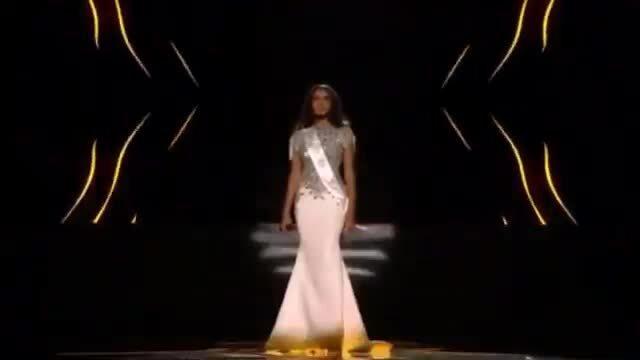 Hoa hậu thế giới 2019 hát Toni-Ann