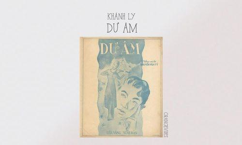 Khánh Ly hát 'Dư âm' (Nguyễn Văn Tý sáng tác)