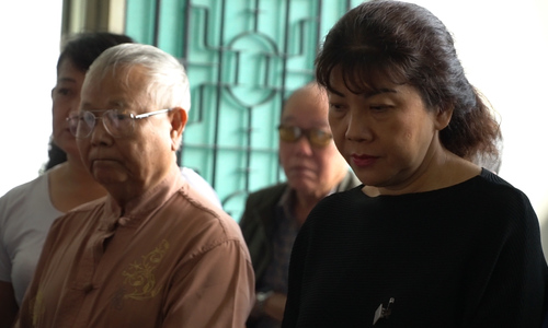 Đồng nghiệp xúc động tiễn đưa nhạc sỹ Nguyễn Văn Tý