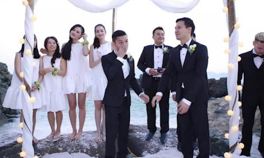 Adrian Anh Tuấn: 'Đám cưới tôi suýt bị hủy'