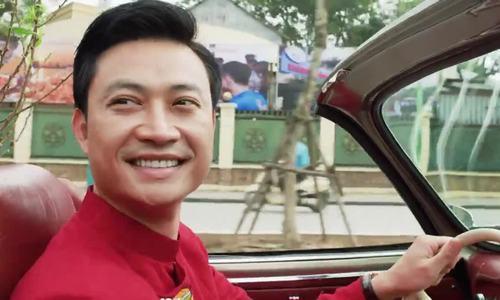 Tiến Lộc đóng MV Tết của Phạm Phương Thảo
