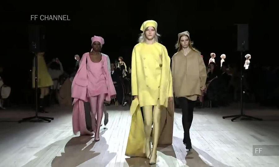 Show Marc Jacobs - Tuần New York Thu 2020