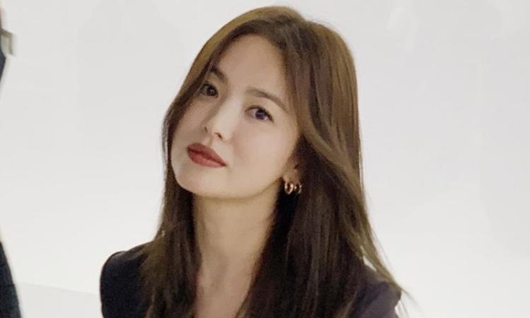 Song Hye Kyo dự Tuần thời trang Milan