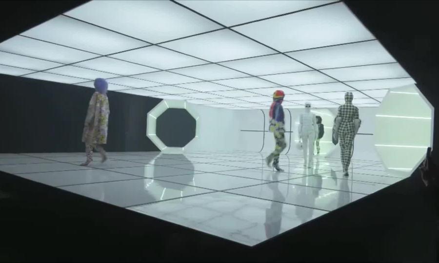 Công viên thời trang Moncler Genius 2020