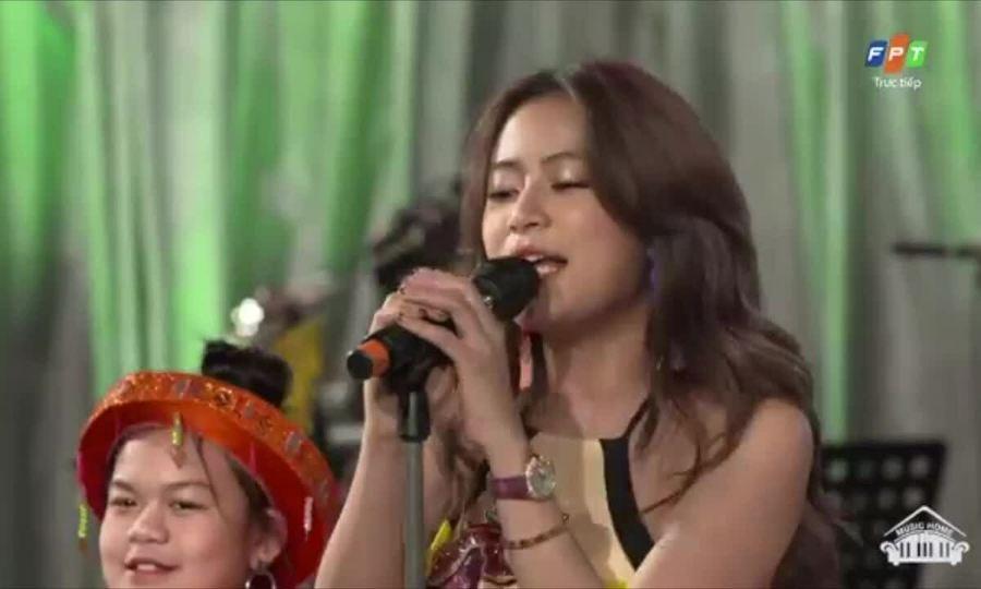 Hoàng Thuỳ Linh hát 'Để Mị nói cho mà nghe'
