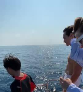 Hồ Ngọc Hà nghỉ dưỡng cùng Subeo