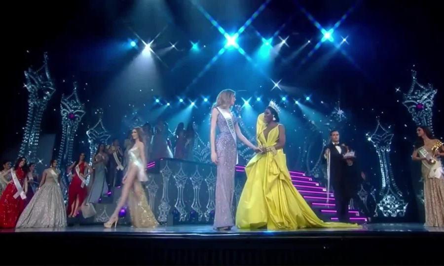 Valentina Fluchaire đăng quang Hoa hậu Chuyển giới