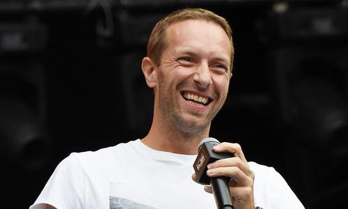 Coldplay diễn trực tuyến