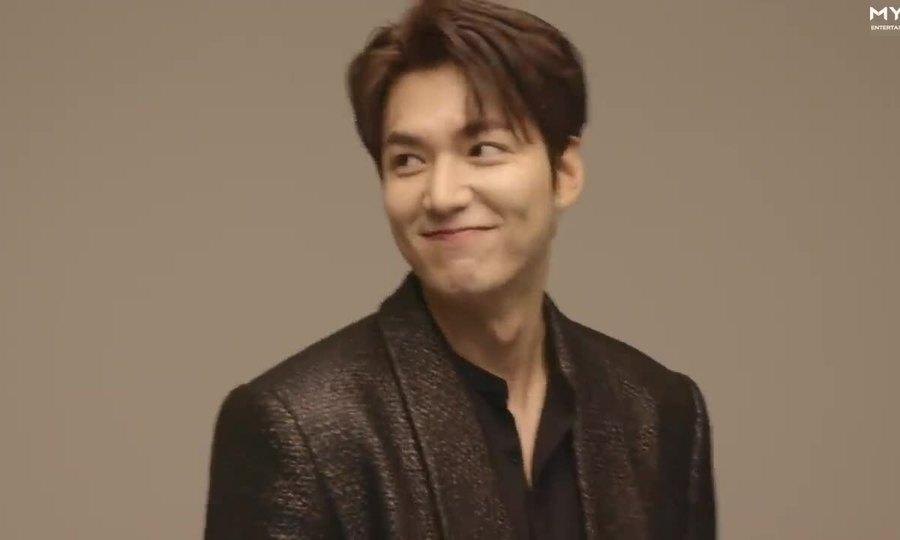 Lee Min Ho gây sốt trong quảng cáo