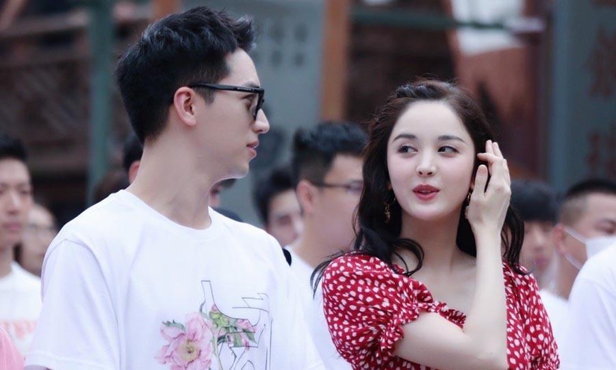 Cổ Lực Na Trát, Hứa Ngụy Châu bấm máy phim mới