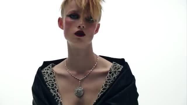 Chanel couture Thu Đông 2020