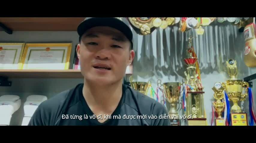 """Võ sĩ Trương Đình Hoàng, Simon Kook (sao """"Diệp vấn 3"""") kể kỷ niệm khi quay phim hành động."""