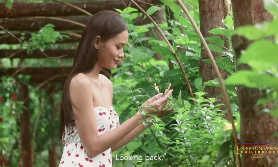 Video giới thiệu bản thân của Maria Isabela Galeria tại Miss Universe Phiippines 2020
