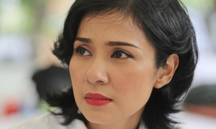 Việt Trinh ôn kỷ niệm thời đóng phim của Lý Huỳnh