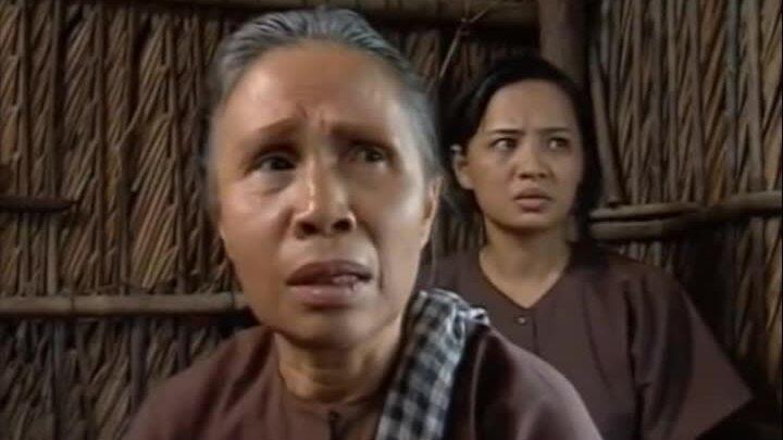 """Ánh Hoa trong vai bà Tám Luông """"Đất phương Nam"""""""
