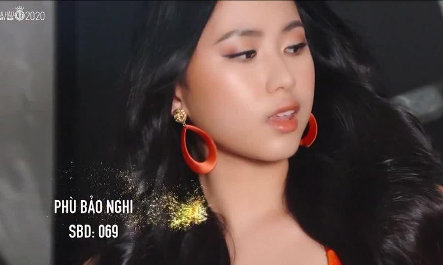 Phù Bảo Nghi - Hoa hậu Việt Nam