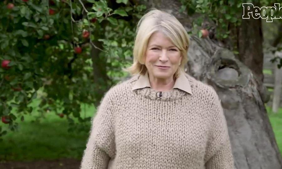 Martha Stewart khoe nhà