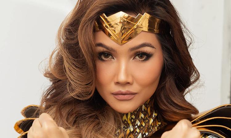 H'Hen Niê hoá Wonder Woman
