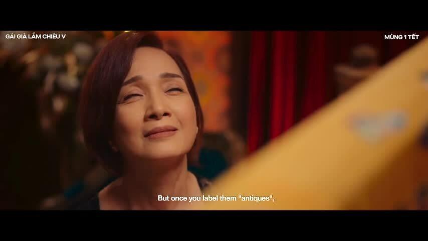 Trailer chính của 'Gái già lắm chiêu - Cuộc chiến chốn vương giả'