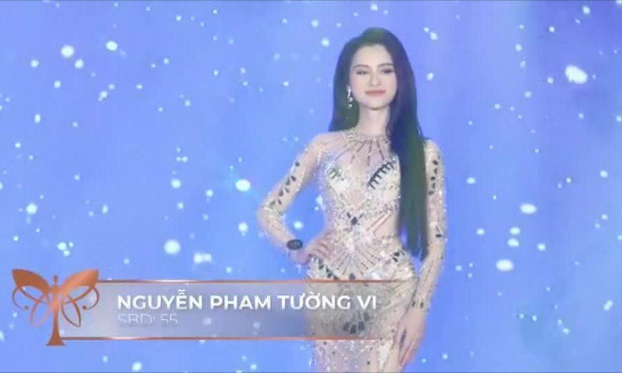 Top 13 thí sinh chuyển giới diễn trang phục dạ hội