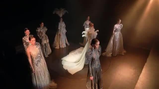 Elie Saab Haute Couture Xuân Hè 2021