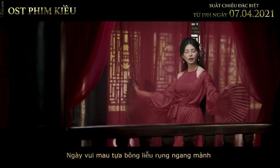 """Bùi Lan Hương - """"Kiều mệnh khúc"""""""