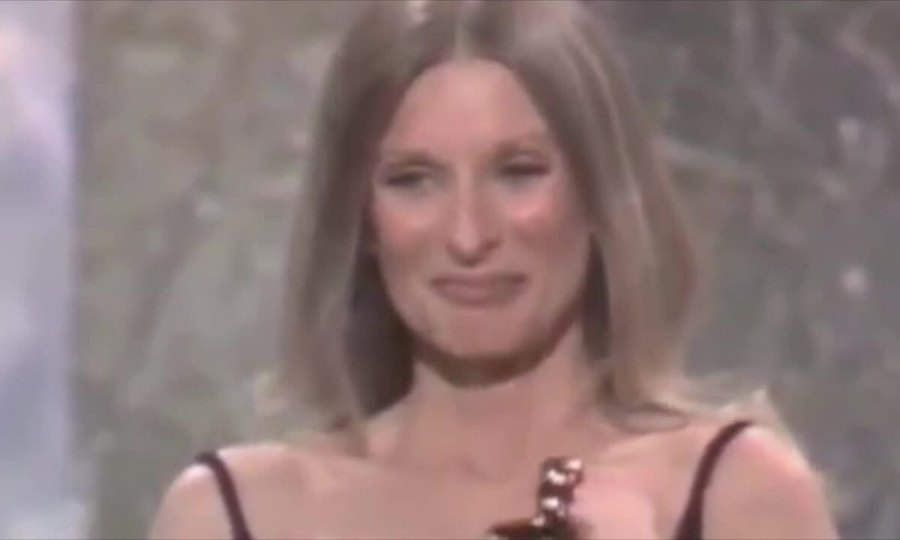 Cloris Leachman ở Oscar 1972