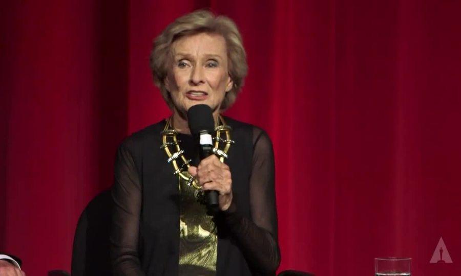 Cloris Leachman trong sự kiện năm 2014