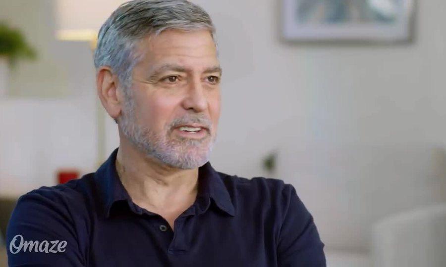 George Clooney hâm mộ Brad Pitt