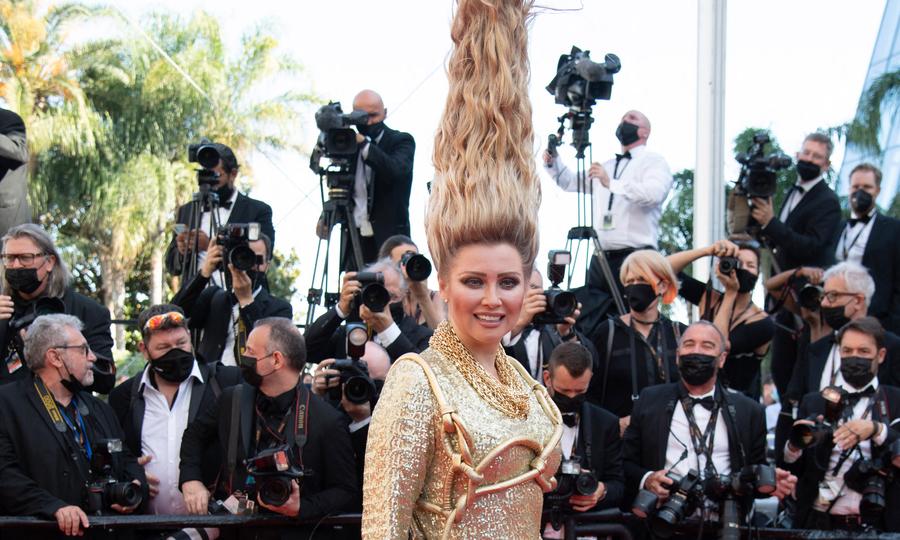 Thảm đỏ Cannes 2021 ngày bốn