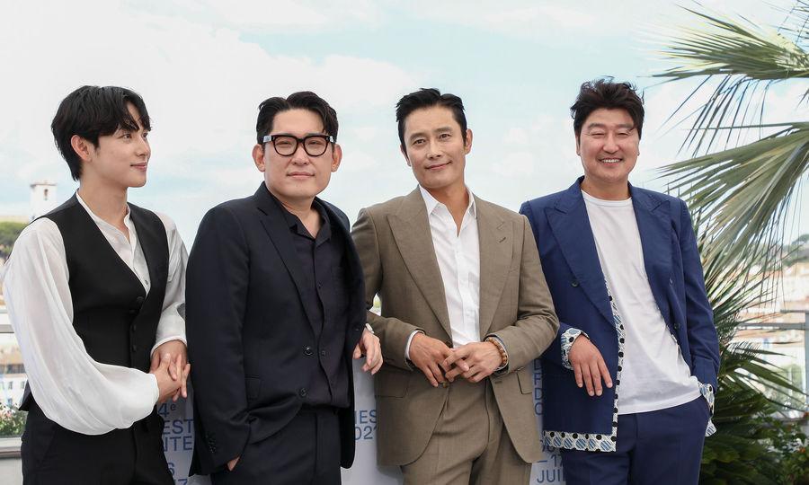 Lee Byung Hun, Song Kang Ho dự Cannes